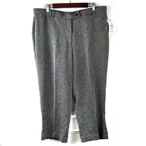 TanJay Tweed Slim F/X Technology Comfort Pants